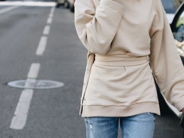 Judith Jaso tiene el outfit perfecto para ir a clase en invierno