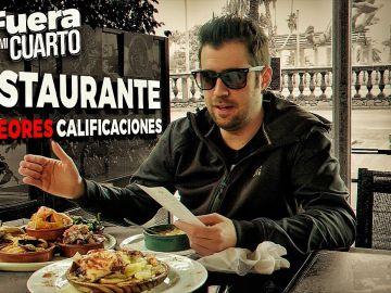 AuronPlay, crítico gastronómico por un día