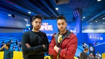Willyrex y TheGrefg, dos de los youtubers más populares de España