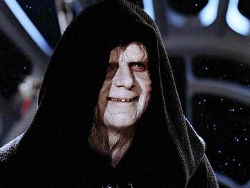 El Emperador Palpatine en 'Star Wars'