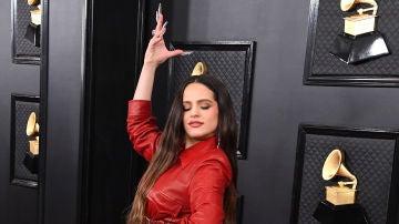 Rosalía en los Grammy 2020