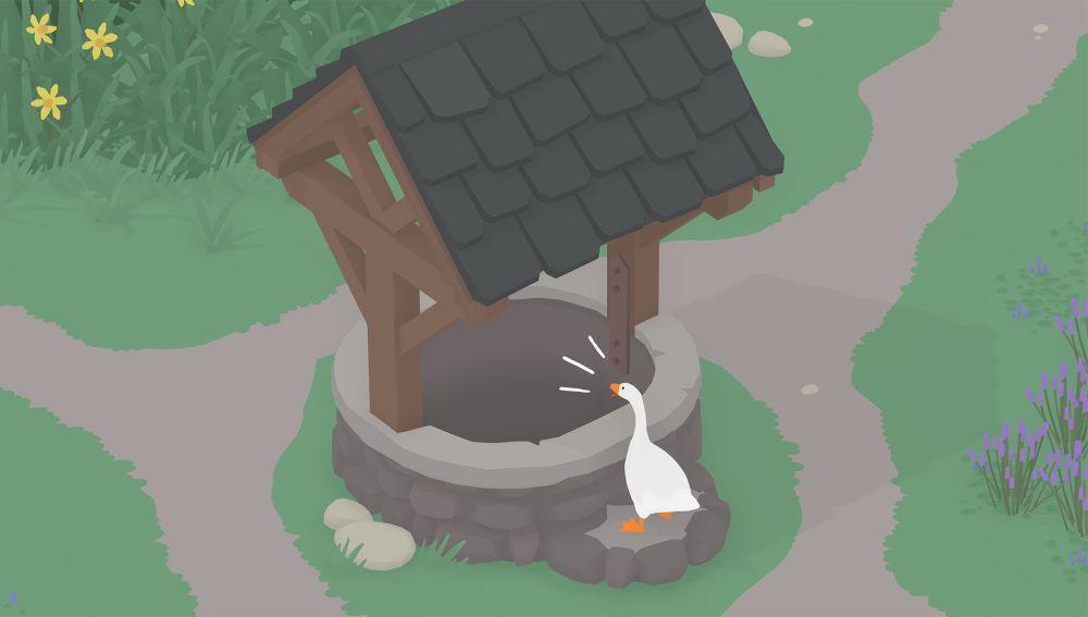 Untitled Goose Game, un juego ideal para hacer el ganso