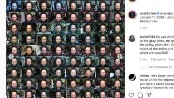 20 años de selfis en 8 minutos de vídeo