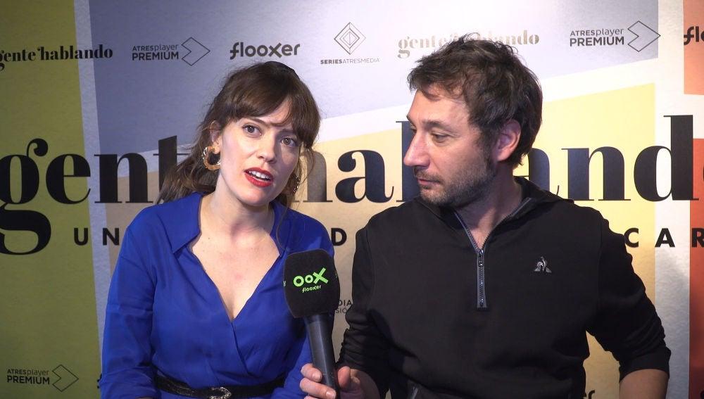 Raúl Fernández de Pablo e Itsaso Arana