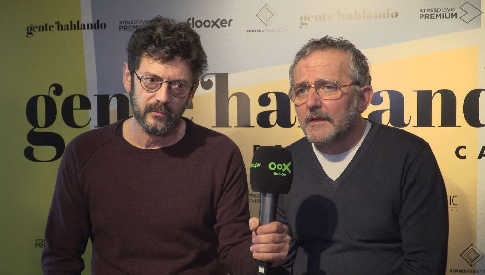Antonio Durán (Morris) y Manolo Solo