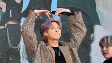 RM, cantante de BTS