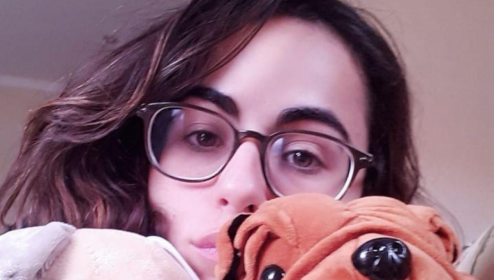 Carmen, A.K.A. 'Chica Paella', una experta en idiomas