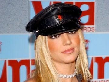 Britney Spears en los MTV Video Music Awards 2002
