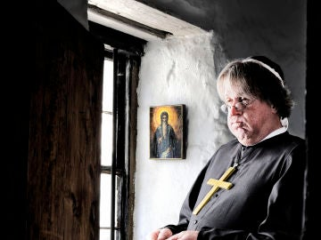 Algunos sacerdotes no se llevan bien con la tecnología