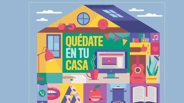 'Quédate en tu casa': el himno oficial del festival que pone música a la cuarentena