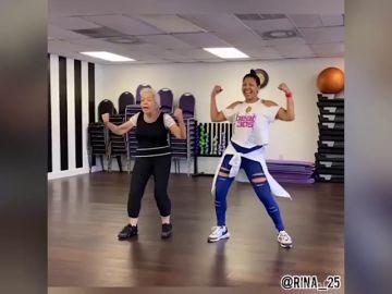 VÍDEO: Esta abuela de 92 años tiene más ritmo que tú