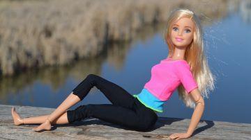 Barbie confinada