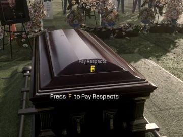 La escena de Call of Duty donde hay que rendir respetos y se volvió viral