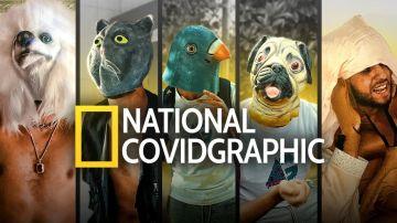 Flooxer | SQUAD - National covidgraphic: Conquista | Hamza Zaidi