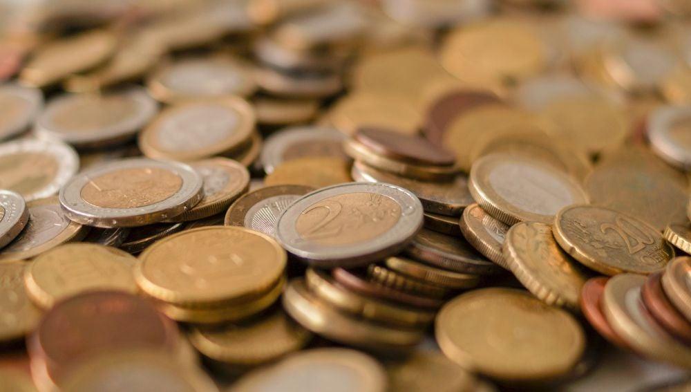 Fíjate en las monedas de dos euros