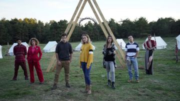 Estas son las razones para no perderte el estreno de 'Campamento Albanta'