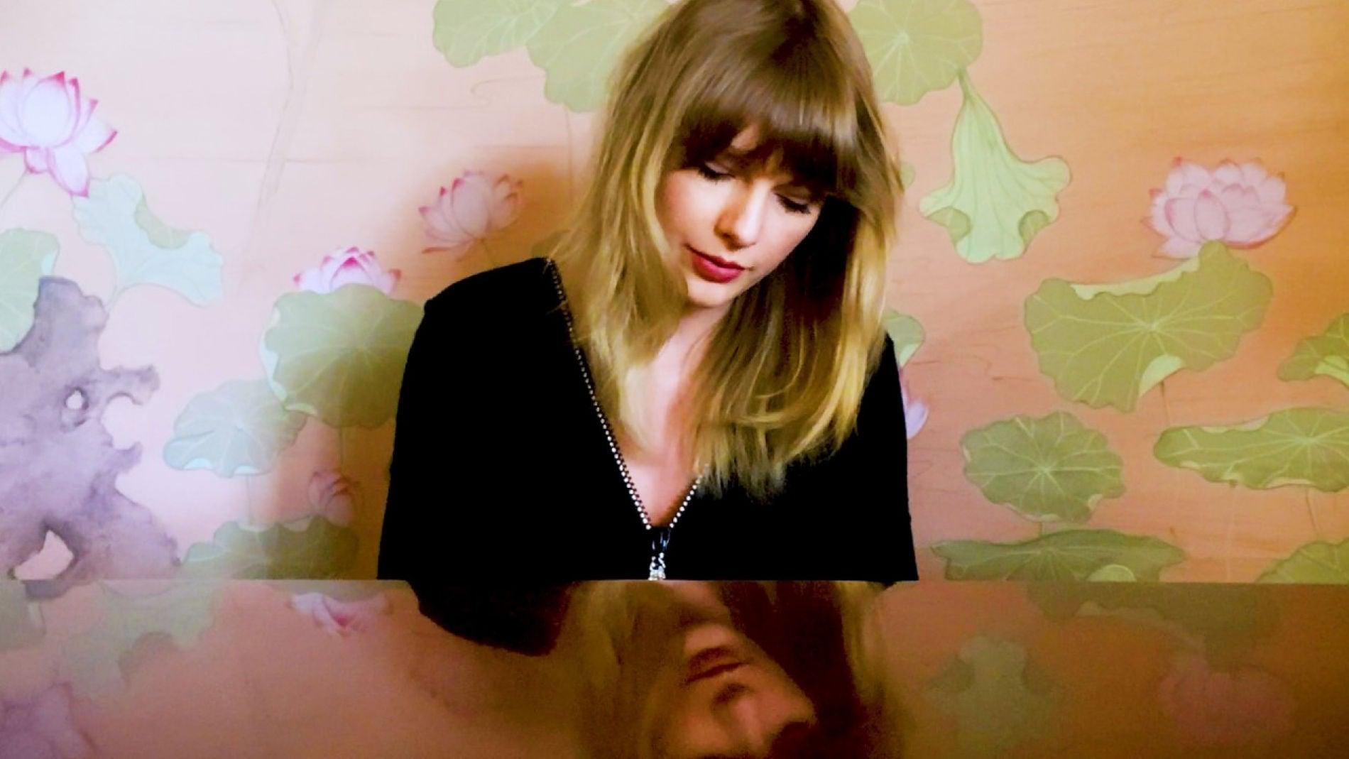 Taylor Swift no para ni en cuarentena