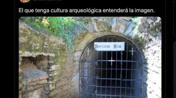 ¿A quién no le gusta un baptisterio romano?