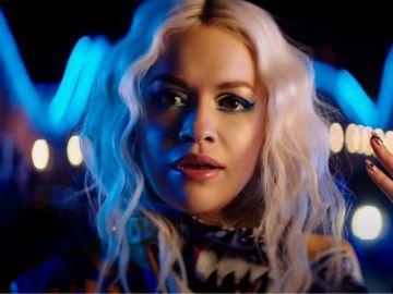 Rita Ora en el vídeo 'New Look'