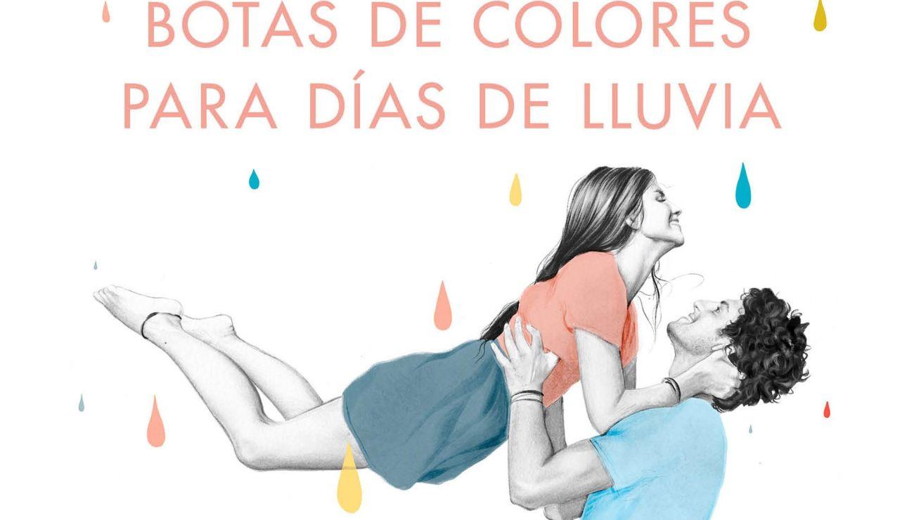 Portada de 'Botas de colores para días de lluvia'