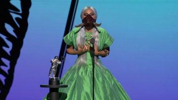 Lady Gaga en los premios VMAs 2020