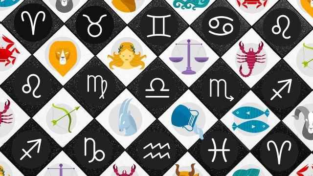 Un mosaico del zodiaco