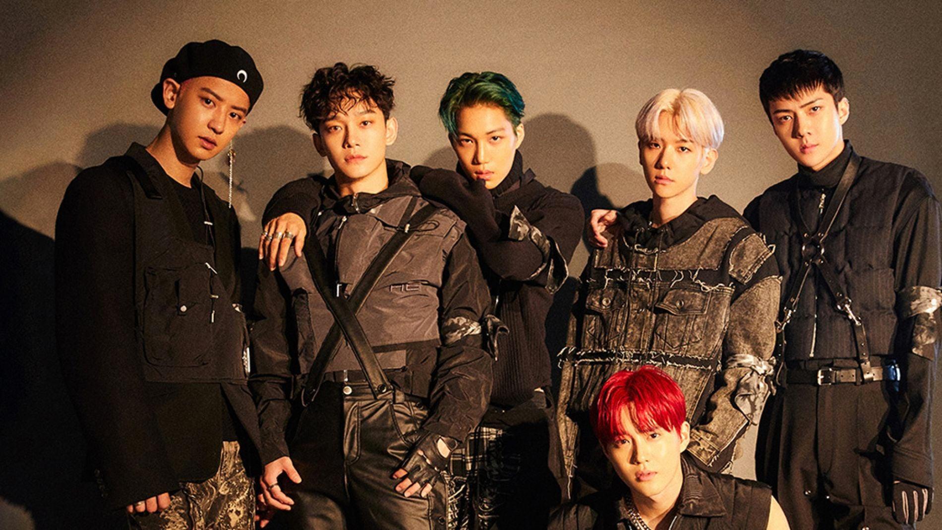Los miembros más veteranos de EXO