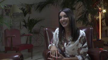 """Noelia López, tras su entrevista en 'Las Uñas': """"Ser modelo implica mucho tiempo de soledad"""""""