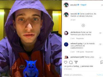 WOS en Instagram