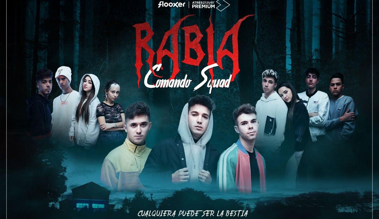 Comando Squad: Rabia