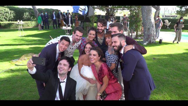 Lo que no se vio de la boda de Yoli en 'FOQ: el reencuentro'