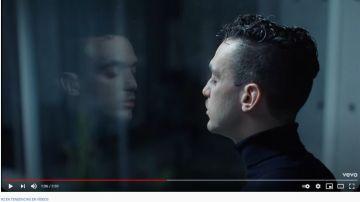 C. Tangana en el videoclip de 'Comerte Entera'