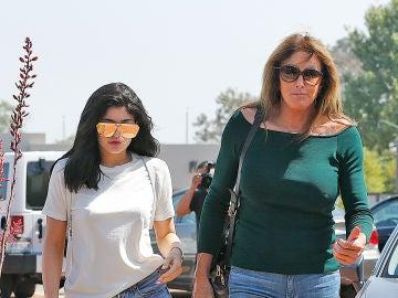 Kylie y Caitlyn Jenner