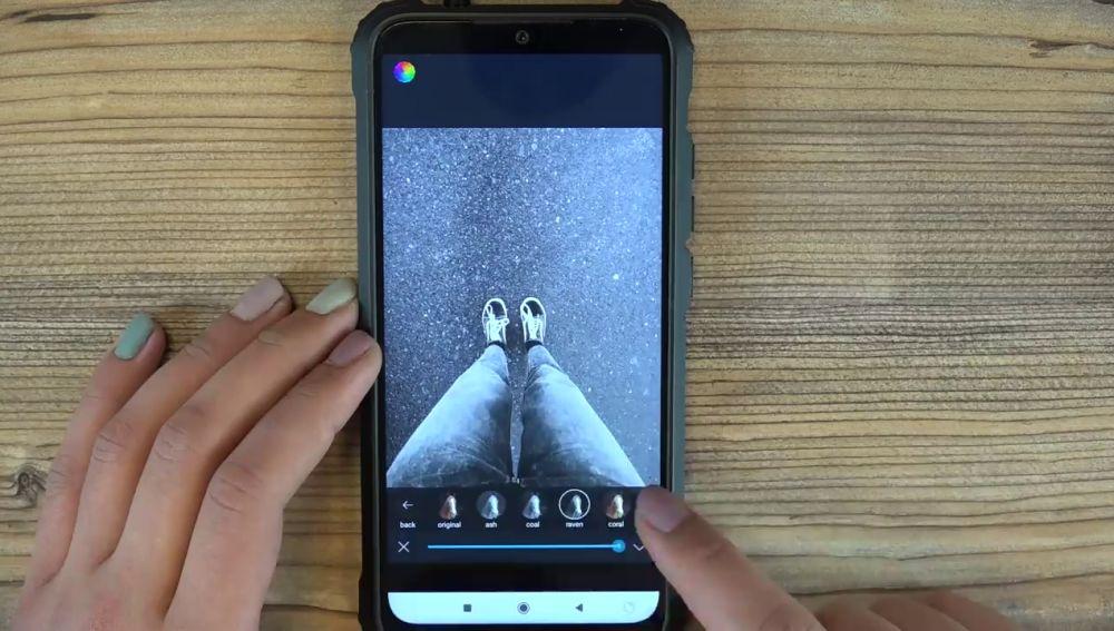 Mejora las fotos del móvil antes de publicarlas en tus redes con estas apps