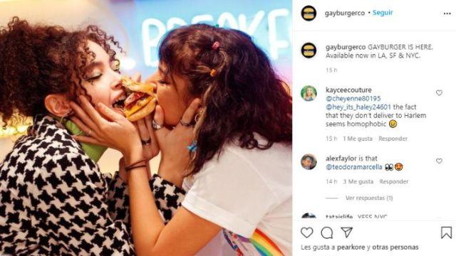 Así son las Gay Burgers