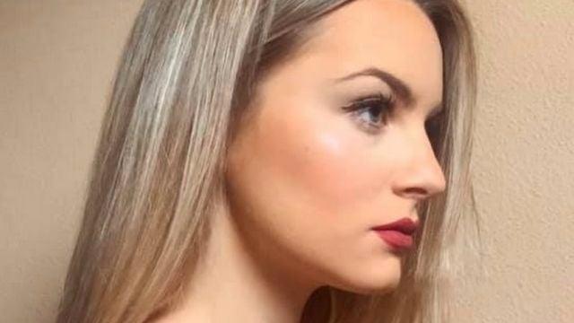 Noelia San Martín, en su perfil de YouTube