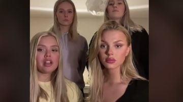 El vídeo viral de una jóvenes suecas cantando Drivers License