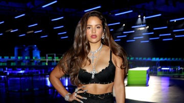 Rosalía en 'Savage X Fenty Show