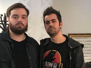 Ibai y Auron, los reyes de Twitch