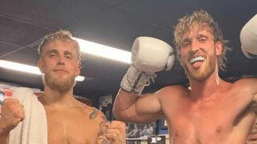 Jake y Logan Paul, de youtubers a boxeadores