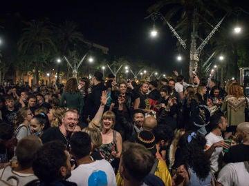 Celebraciones en Barcelona