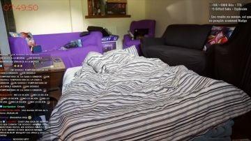 ElMillor, enterrado en su cama