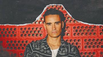 JaviZone, en la portada de su disco