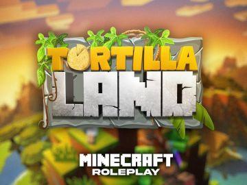 El logotipo oficial de Tortilla Land