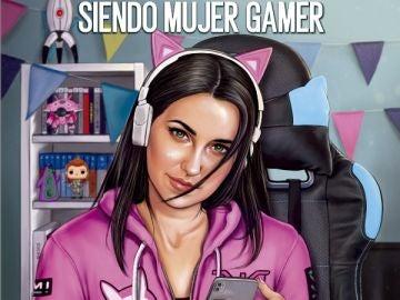 Portada de 'Un mes en Tinder siendo mujer gamer'