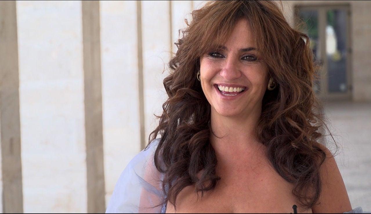 Estrella Bernal interpretada por Melani Olivares