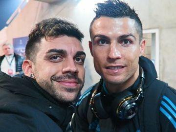 DJ Mario, el mayor fan de Cristiano Ronaldo
