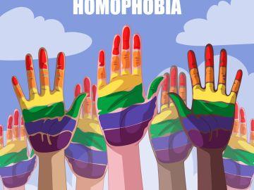 Manifestaciones contra la homofobia