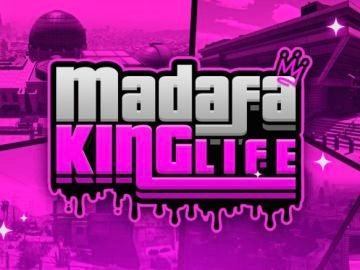 El logo de Madafaking Life