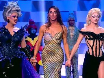 Las finalistas de Drag Race España